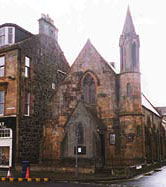St Paul, Rothesay, Isle of Bute
